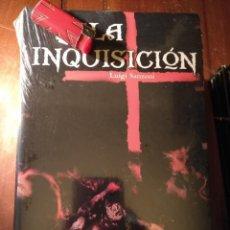 Libros antiguos: LIBRO - SANZONI, LUIGI: LA INQUISICIÓN - PRECINTADO SIN USAR . Lote 111913571