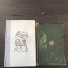 Libros antiguos: FRANCMASONERÍA LOTE RARO DE 2 LIBROS ESOTÉRICOS: AÑOS 1867 & 1954. Lote 113355383