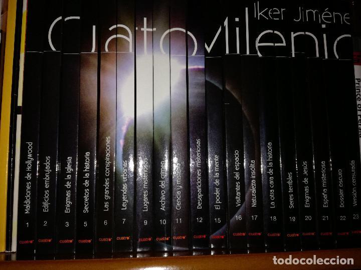 19 libros dvd coleccion cuarto milenio iker jim - Comprar Libros ...