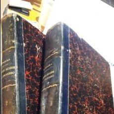 Libros antiguos: LOS GRANDES ARCANOS DEL UNIVERSO. OBRA COMPLETA, J. M. ORTI DE LARA. 1890, RARO. Lote 114837175