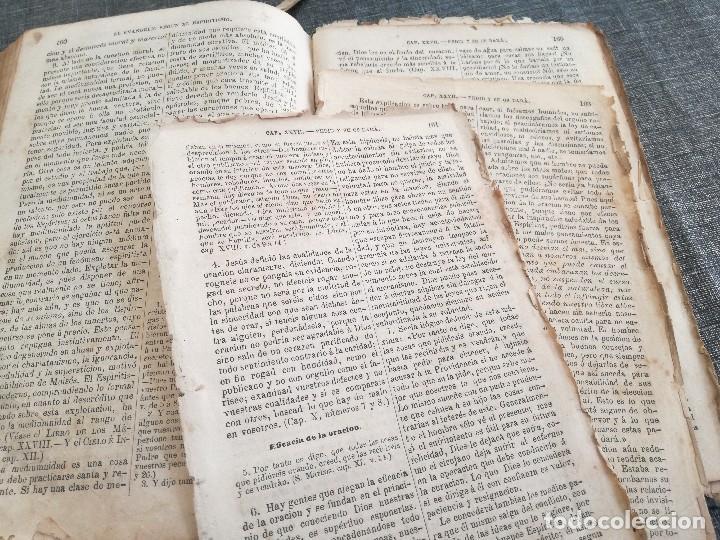 Libros antiguos: KARDEC (1879-1880): EL LIBRO DE LOS ESPÍRITUS, LIBRO DE LOS MÉDIUMS, EVANGELIO SEGÚN EL ESPIRITISMO - Foto 21 - 115396827