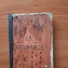 Libros antiguos: LA CARTOMANCIE. Lote 116683754