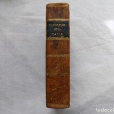 Libros antiguos: LIBRERIA GHOTICA. ABREGÉ DE LA MYTHOLOGIE UNIVERSELLE,DICTIONNAIRE DE LA FABLE.1805.CIENCIAS OCULTAS. Lote 116908555