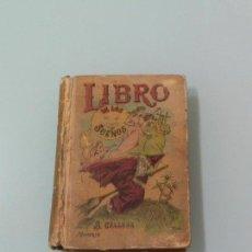 Libros antiguos: LIBRO DE LOS SUEÑOS,BIBLIOTECA POPULAR TOMO II, SATURNINO CALLEJA 1905. Lote 117553591