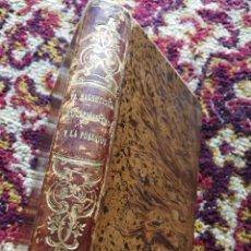 Libros antiguos: EL MAGNETISMO, ESPIRITISMO Y LA POSESIÓN, CONVERSACIONES SOBRE ESPÍRITUS -JAVIER PAILLOUX, 1872.. Lote 117732527