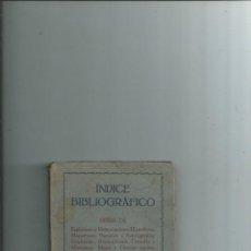 Libros antiguos: ESPIRITISMO MAGNETISMO OCULTISMO MAGIA CIENCIAS OCULTAS MASONERÍA ... BIBLIOGRAFÍA - 1925. Lote 118901879
