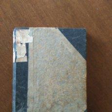 Libros antiguos: MUY RARO LIBRO ESCRITO EN ARABE SOBRE QUIROMANCIA 1800 C.A.. Lote 122009695