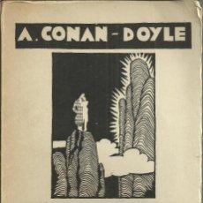 Alte Bücher - Conan Doyle, Artur. El país de la bruma,novela espiritista ,Primera edición en español1929 - 123384835