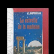 Libros antiguos: HISTORIA DE UN COMETA- LA ESTRELLA DE LA MAÑANA- LA NATURALEZA- DESTINO DE LOS SERES. C. FLAMMARION.. Lote 124202923