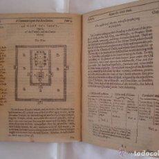Libros antiguos: MEDE. THE KEY OF THE REVELATION.1650. VISIONES,CÁBALA Y INTERPRETACIÓN APOCALIPSIS. Lote 124581739