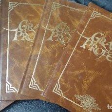 Libros antiguos: GRANDE PROFECIAS 4 TOMOS. Lote 124880987