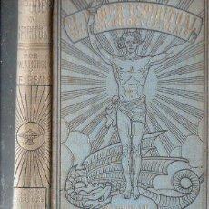 Libros antiguos: ATKINSON Y BEALS : EL PODER ESPIRITUAL (ANTONIO ROCH, C. 1930). Lote 125310327
