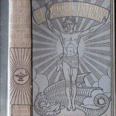Livros antigos: ATKINSON Y BEALS : EL PODER INTERNO (ANTONIO ROCH, C. 1930). Lote 219153041