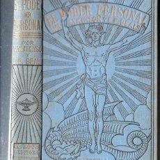 Libros antiguos: ATKINSON Y BEALS : EL PODER PERSONAL DOMINIO DE SÍ MISMO (ANTONIO ROCH, C. 1930). Lote 183688442