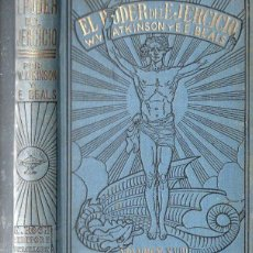 Libros antiguos: ATKINSON Y BEALS : EL PODER DEL EJERCICIO (ANTONIO ROCH, C. 1930). Lote 125312167