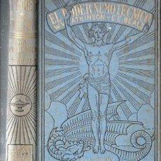 Libros antiguos: ATKINSON Y BEALS : EL PODER NEMOTÉCNICO (ANTONIO ROCH, C. 1930). Lote 125312383