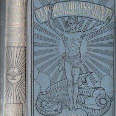 Libros antiguos: ATKINSON Y BEALS : EL PODER SUBCONSCIENTE (ANTONIO ROCH, C. 1930). Lote 125312563