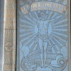 Libros antiguos: ATKINSON Y BEALS : EL PODER DE LA VOLUNTAD (ANTONIO ROCH, C. 1930). Lote 125312651