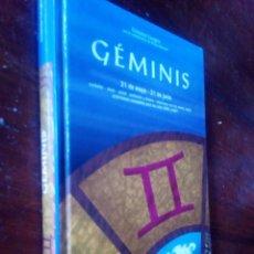 Libros antiguos: GÈMINIS, COSTANZA CARAGLIO 2005. Lote 126108923