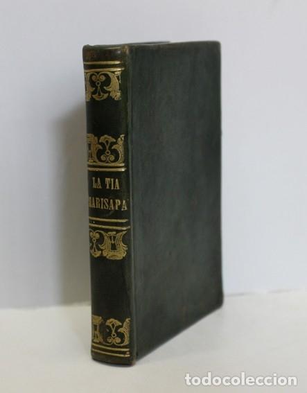 LA TÍA MARIZAPALOS. CUENTOS DE MAJIA Y ENCANTOS. OBRA AUMENTADA CON LA HISTORIA DE LAS BRUJAS POR... (Old, Rare and Curious Books - Parapsychology and Esotericism)