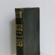 Libros antiguos: LA TÍA MARIZAPALOS. CUENTOS DE MAJIA Y ENCANTOS. OBRA AUMENTADA CON LA HISTORIA DE LAS BRUJAS POR.... Lote 123268342