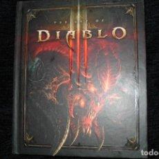 Libros antiguos: DIABLO. Lote 128456655