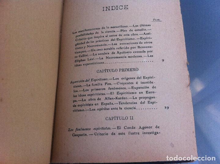 Libros antiguos: AYMERICH. EL HIPNOTISMO PRODIGIOSO (2 TOMOS) 1911, LIBRERÍA DE PUEYO, MADRID. OBRAS TEOSÓFICAS. - Foto 5 - 128847363