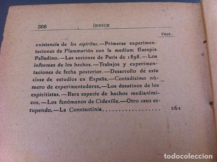 Libros antiguos: AYMERICH. EL HIPNOTISMO PRODIGIOSO (2 TOMOS) 1911, LIBRERÍA DE PUEYO, MADRID. OBRAS TEOSÓFICAS. - Foto 7 - 128847363