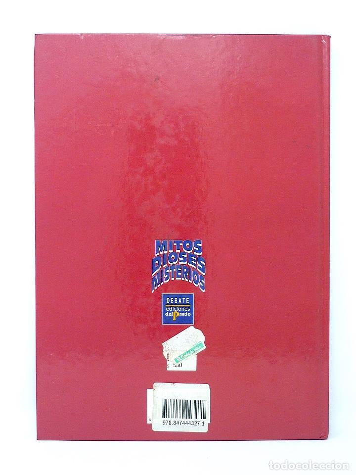 Libros antiguos: ALQUIMIA EL ARTE SECRETO - MITOS DIOSES MISTERIOS Ediciones Del Prado 1993 - Foto 2 - 129536143