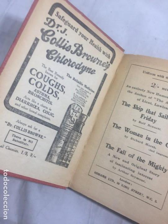 Libros antiguos: Spiritaulism Espiritismo Stuart Cumberland 1919 The Inside Truth buen estado London - Foto 8 - 133327590