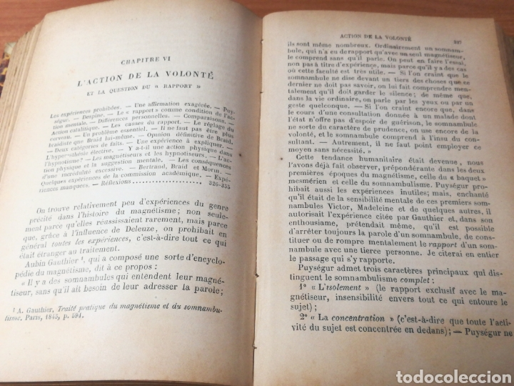 Libros antiguos: SUGESTIÓN MENTAL, DR. J. OCHOROWICZ (PARIS, 1889) - DE LA SUGGESTION MENTALE - Foto 6 - 134225466