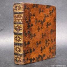 Libros antiguos: 1750 VELILLA DE EBRO - ZARAGOZA - DEMONIO - EXORCISMO. Lote 134340006
