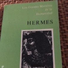 Libros antiguos: HERMES. JOSEFINA MAYNADÉ. TEOSOFIA.. Lote 135436042