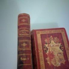 Libros antiguos: SUPERSTICIONES DE LA HUMANIDAD. Lote 136747050