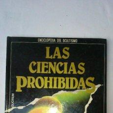 Libros antiguos: LAS CIENCIAS PROHIBIDAS. LA MEDITACIÓN TRASCENDENTAL. 1985. Lote 137118970
