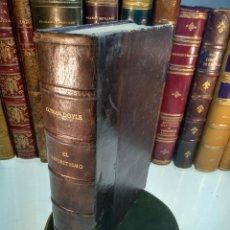 Libros antiguos: EL ESPIRITISMO - SU HISTORIA, SUS DOCTRINAS, SUS HECHOS - ARTURO CONAN DOYLE - MADRID - 1927 -. Lote 137182834