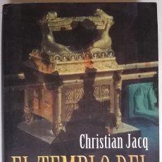 Libri antichi: EL TEMPLO DEL REY SALOMON, CHRISTIAN JACQ, CIRCULO DE LECTORES, TAPA DURA. Lote 138934110