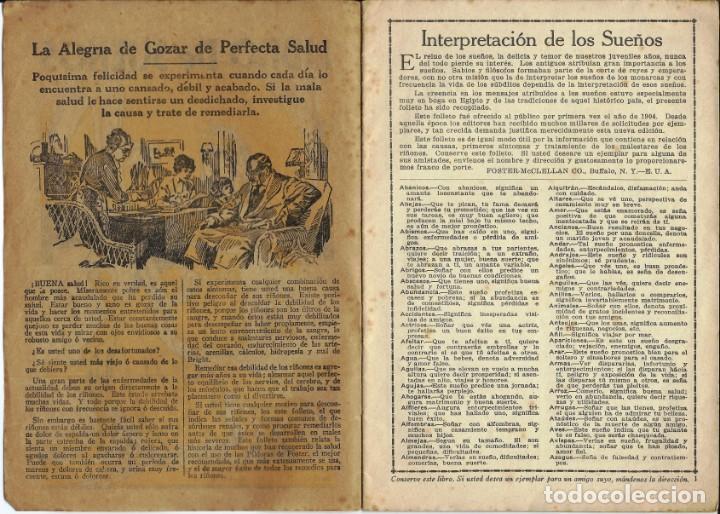 Libros antiguos: Libro de Sueños - Foto 2 - 140321862