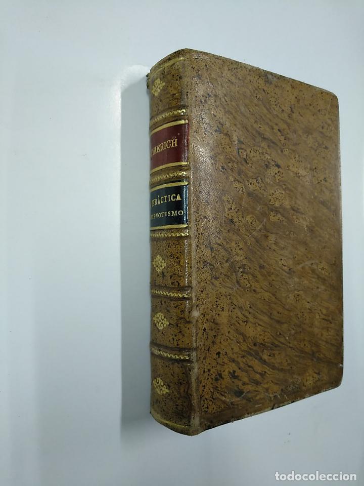 Libros antiguos: LA PRACTICA DEL HIPNOTISMO. ALFREDO RODRIGUEZ DE ALDAO. AYMERICH. TDK32 - Foto 6 - 141114306