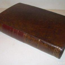Libros antiguos: LIBRO DE EXORCISMOS Y BENDICIONES.NOVA COLLECTIO FORMAS BENEDICTIONUM...AÑO 1853. Lote 145647814
