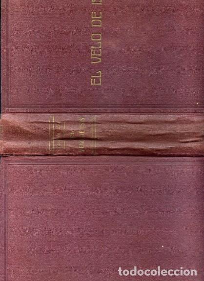 Libros antiguos: Mario ROSO DE LUNA, , EL VELO DE ISIS O LAS MIL Y UNA NOCHES OCULTISTAS, Pueyo, 1923 - Foto 2 - 145730042