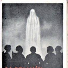 Libros antiguos: LIBRO,LA RELIGION ESPIRITISTA,AÑO 1924,¡¡ NUEVO A ESTRENAR ¡¡PARAPSICOLOGIA,MAGIA,OCULTISMO,RELIGION. Lote 146132106