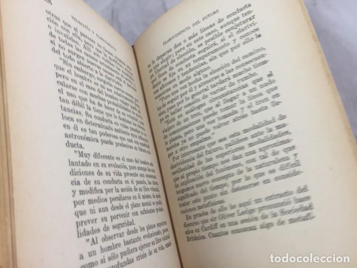 Libros antiguos: Telepatía y clarividencia Facultades Psíquicas Estudio y explicación científica Swami Panchadasi - Foto 9 - 149036810