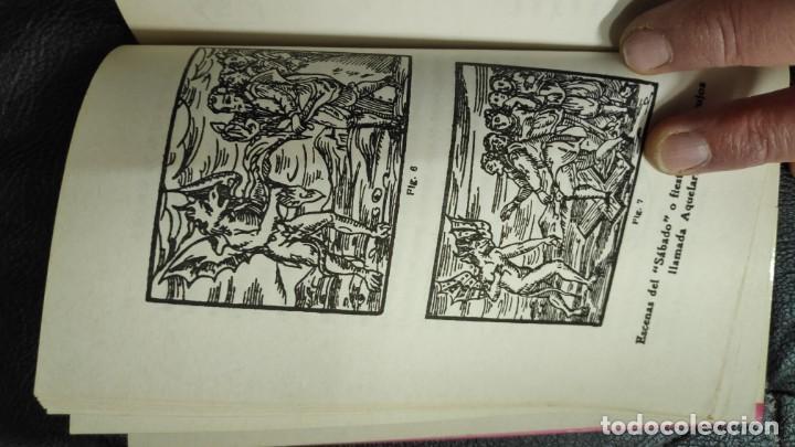 Libros antiguos: LOS SECRETOS DEL INFIERNO - Foto 4 - 149509094