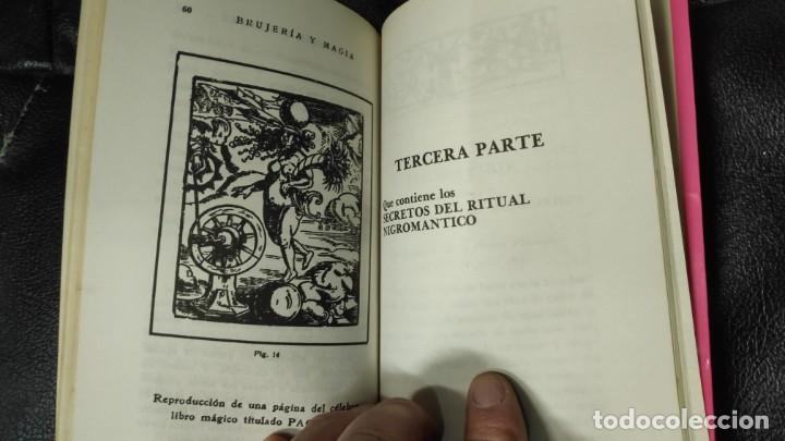 Libros antiguos: LOS SECRETOS DEL INFIERNO - Foto 5 - 149509094