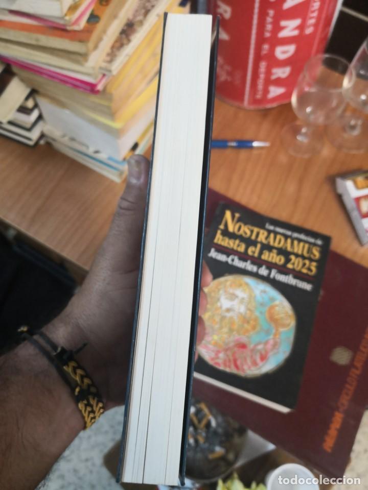 Libros antiguos: NOSTRADAMUS - TODAS SUS PROFECÍAS. EDICIÓN COMENTADA Y BILINGÜE EN FRANCÉS Y Castellano. 339 paginas - Foto 6 - 149932186