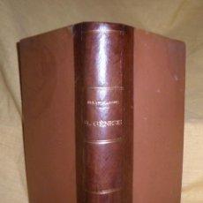 Libros antiguos: EL GENESIS SEGUN EL ESPIRITISMO - ALLAN KARDEC - AÑO 1871.. Lote 150814382