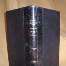 Libros antiguos: PROTECTORES INVISIBLES - BIBLIOTECA ORIENTALISTA AÑO 1907 - C.W.LEADBEATER - ESOTERISMO·MUY RARO.. Lote 151013958