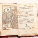 Libros antiguos: ALBERT LEGRAND (PETIT ALBERT) - LES ADMIRABLES SECRETS D ALBERT-LE-GRAND - 1791. Lote 151117514