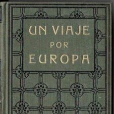 Libros antiguos: SWAMI VIVEKANANDA : UN VIAJE POR EUROPA (ANTONIO ROCH, C. 1930). Lote 151888678